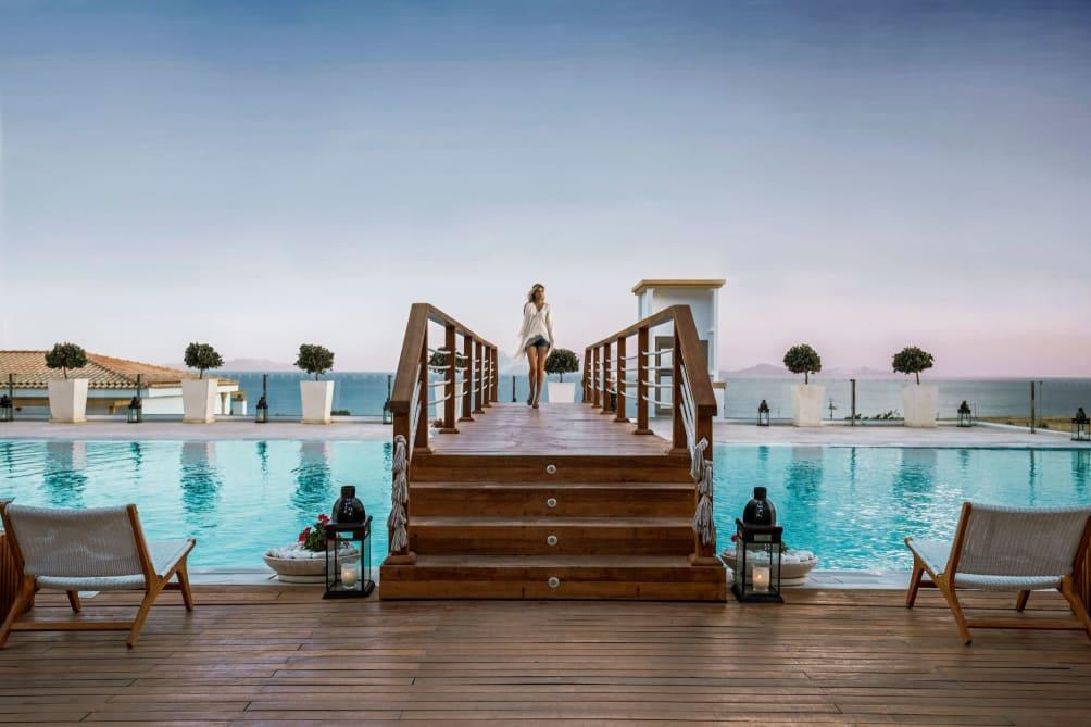 Roma - Mitsis Blue Domes Resort & Spa