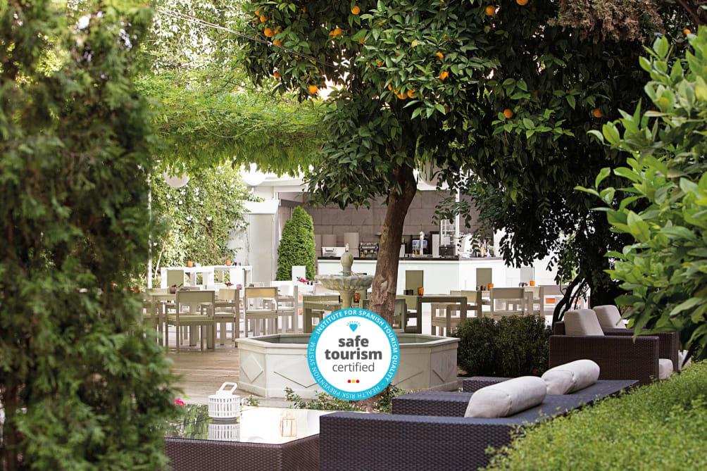 Madrid - Granada - Hospes Palacio De Los Patos