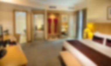 Hotel Modern hotel in central Dubai