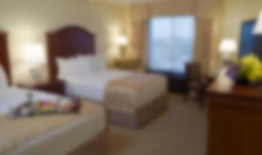 Hotel Modern hotel with free shuttle bus to select theme parks