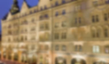 Hotel Landmark 5-star hotel in the heart of Prague