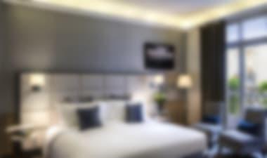 Hotel Modernes 4-Sterne-Hotel im Stil der 20er Jahre in der Nähe der Champs Élysées, des Arc de Triomphe und des Eiffelturms