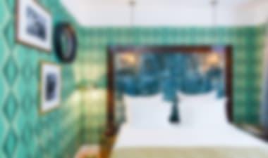 HotelHotel con encanto y estilo cerca de la estación de Niza