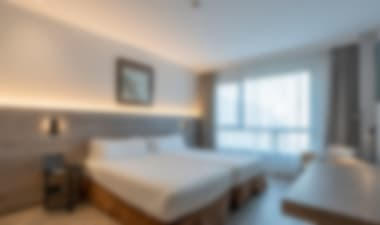 Hotel Contemporary 4-star beach hotel with rooftop pool