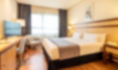 Contemporary 4-star hotel close to Chamartin railway station