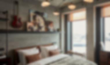 Hotel Hotel basado en Amsterdam Noord con impresionantes vistas de la ciudad