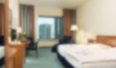 HotelModerno hotel de 4 estrellas cerca de la arena Festhalle