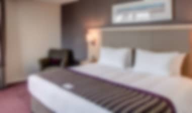 HotelContemporary Hotel With Beautiful Views Of Quayside