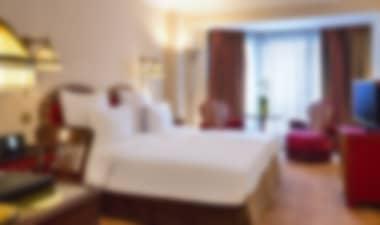 HotelModerno hotel 4 stelle con elegante terrazza su Avenue Louise