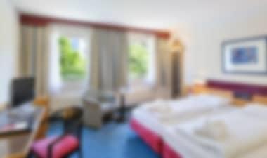 HotelHotel de moda a pocos pasos del río Danubio