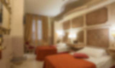 HotelElegant 4-star few steps from the famous Via Veneto