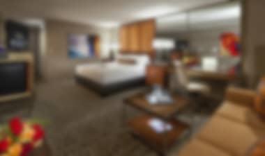 HotelEmblemático 4 estrellas ubicado en la franja de Las Vegas con su fenomenal vida nocturna