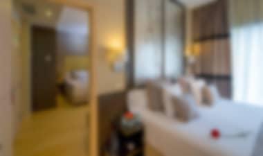 HotelContemporary 4-star hotel close to Museo del Prado