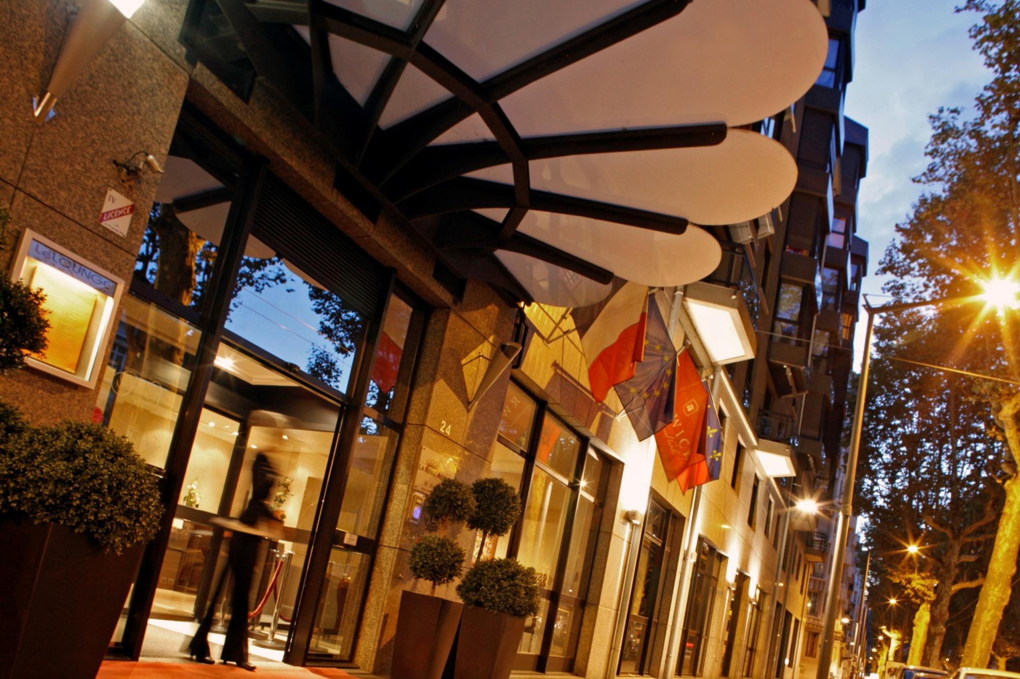 HotelWarwick Reine Astrid