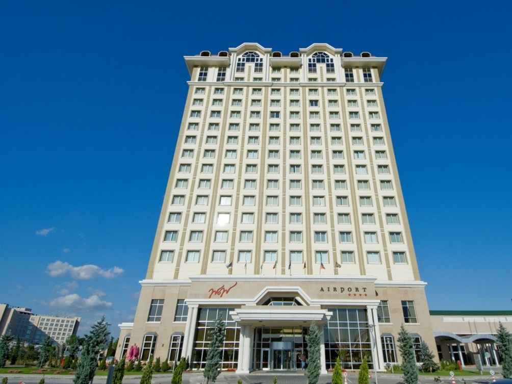 Wow Airport Hotel Ataturk