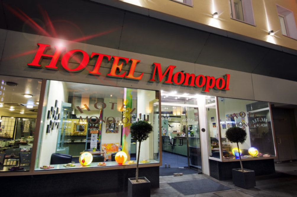 Hamburg City Hotel Monopol