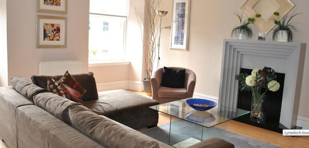 HotelDreamhouse Apartments Glasgow Lynedoch