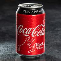 Coca Cola Zero (Lata 33cl.)