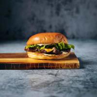 Chicago Single Burger