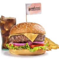 Menú Veggie Burger