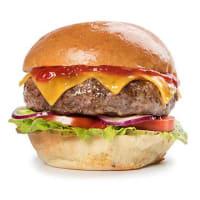 Single Original Miami Half Pound Burger
