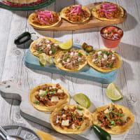 Menú Degustación Tacos Mexicanos