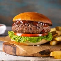 Single Classic Burger 150 grs