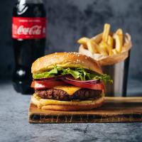 Menu MM Veggie Burger