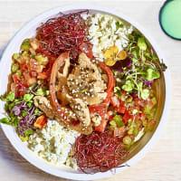 Ensalada Veggie Pollo Mexicana