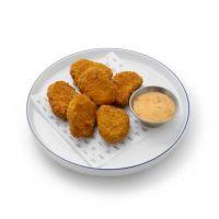 """Nuggets de """"pollo"""""""