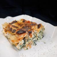 Canelones de Ricotta y Espinaca (1 porción)