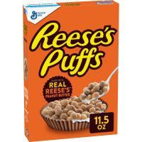 Cereal Reese's Puffs