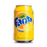 Fanta Limón 0,33 cc