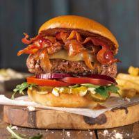 Menu Tommy Mel's Burger 110 grs
