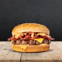 Single Bacon Angus 1/4 Libra