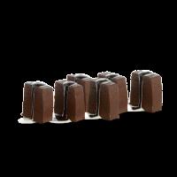 Dados de Chocolate Negro (6 piezas)