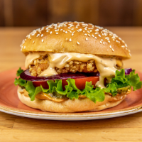 Gallito´S Supreme Crispy Chicken & Bacon Burger