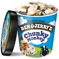 Ben & Jerry's - Chunky Monkey