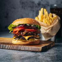 Menu Street Burger