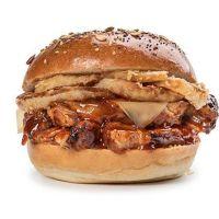 Menu Baby Back Burger Ribs