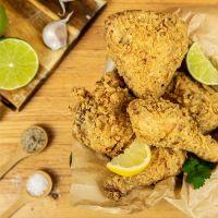 Pollo Frito 8 Piezas