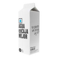 Agua en caja 500 ml.