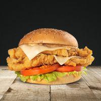 Kong Chicken Burger