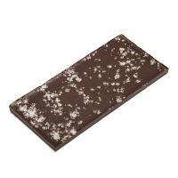 Tableta Chocolate negro y sal maldon