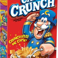Cereal Cap'n Crunch