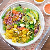 Super Green Bowl Vegetariano
