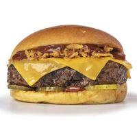 Single Texas BBQ Burger