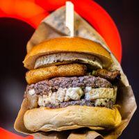 Golden Mix Burger