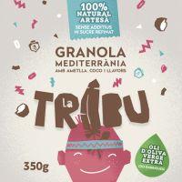LA TRIBU Granola Mediterrania