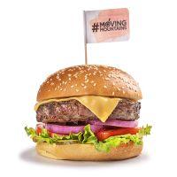 MM Veggie Burger